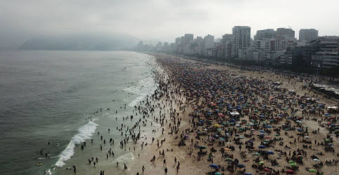 Placeholder - loading - Brasil atinge 4,15 milhões de casos de Covid-19; com quase 127 mil mortes