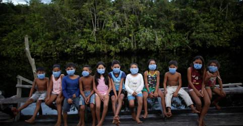 Placeholder - loading - Imagem da notícia Capacitação perdida devido a fechamento de escolas na pandemia afetará gerações, diz OCDE