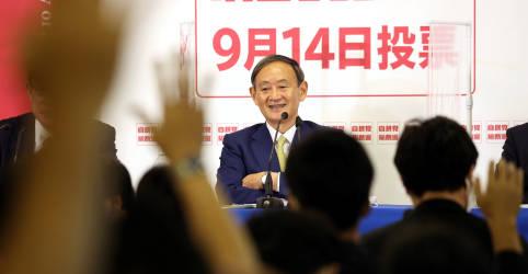 Placeholder - loading - Favorito a premiê do Japão diz que coronavírus será prioridade em eventual convocação de eleição