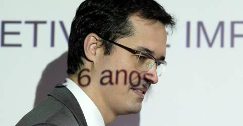 Placeholder - loading - Imagem da notícia Conselho Nacional do MP pune Dallagnol com censura por comentários sobre eleição de presidência do Senado