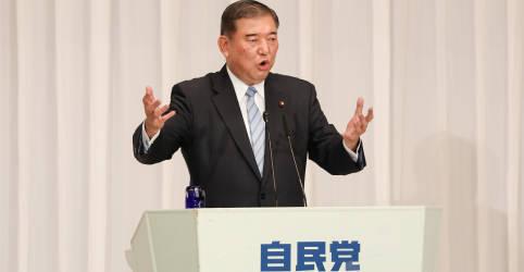 Placeholder - loading - Suga, do Japão, promete priorizar crescimento antes de reforma fiscal