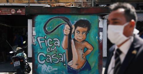 Placeholder - loading - Brasil registra 1.075 novas mortes por Covid-19 e total de óbitos vai a 128.539