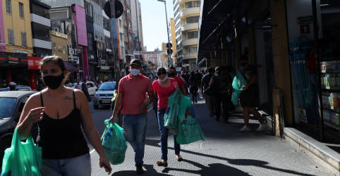 Placeholder - loading - Dados de junho e julho mostram retomada em V na indústria e comércio, diz Ministério da Economia