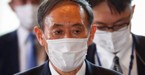 Placeholder - loading - Imagem da notícia Suga é eleito premiê do Japão pelo Parlamento e nomeia gabinete de continuidade