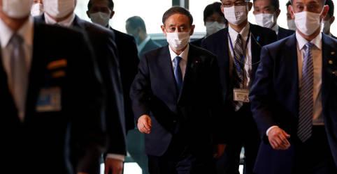 Placeholder - loading - Imagem da notícia Novo premiê do Japão diz que apoiará quem sofreu prejuízo econômico