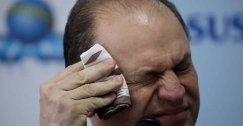 Placeholder - loading - Imagem da notícia Líder do governo na Câmara é alvo de operação no Paraná, dizem fontes