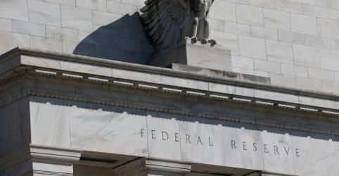 Placeholder - loading - Imagem da notícia Fed promete manter juro perto de zero até que inflação suba