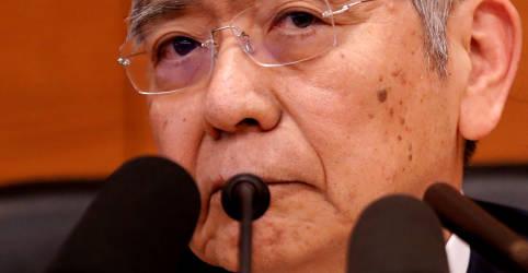 Placeholder - loading - Imagem da notícia BC do Japão apoia foco de novo premiê em empregos e sinaliza prontidão para afrouxar mais