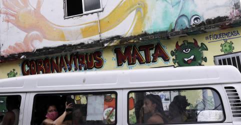 Placeholder - loading - Mesmo com tendência de queda, Brasil registra mais 829 mortes por Covid-19