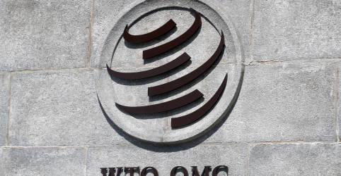 Placeholder - loading - Imagem da notícia Disputa por chefia da OMC tem três mulheres entre cinco finalistas