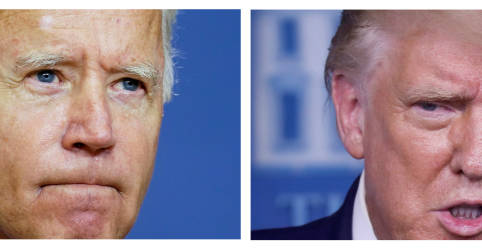 Placeholder - loading - Imagem da notícia Trump e Biden farão campanha em Minnesota em dia de início da votação antecipada