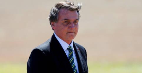 Placeholder - loading - Imagem da notícia Bolsonaro tem alta e deixa hospital após cirurgia de remoção de cálculo na bexiga