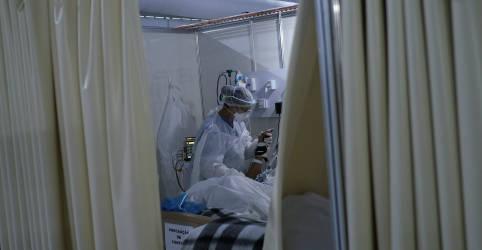 Placeholder - loading - Brasil registra 317 novas mortes por Covid-19 e total vai a 142.058