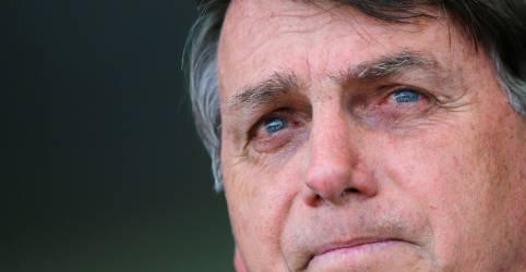 Placeholder - loading - Imagem da notícia Bolsonaro defende proposta de Renda Cidadã e diz que teto é 'trilho da economia'