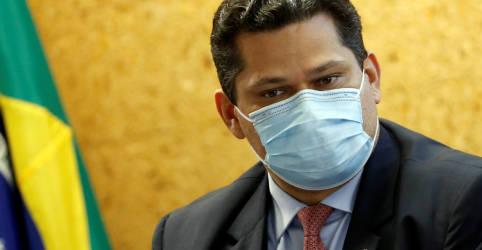 Placeholder - loading - Imagem da notícia Alcolumbre cancela sessão do Congresso que analisaria vetos à desoneração