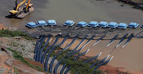 Placeholder - loading - Imagem da notícia BRK surpreende e vence leilão de saneamento em Maceió com oferta de outorga de R$2 bi