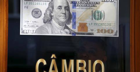 Placeholder - loading - Imagem da notícia Dólar supera R$5,65 e real tem pior desempenho no mundo com incerteza fiscal