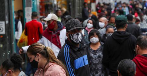 Placeholder - loading - Imagem da notícia Brasil registra 728 novas mortes por Covid-19 e total vai a 144.680