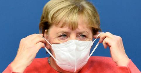 Placeholder - loading - Piores meses de coronavírus ainda estão por vir, diz Merkel