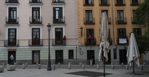 Placeholder - loading - Madri retomará lockdown regional a partir das 22h desta 6ª-feira