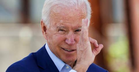 Placeholder - loading - Imagem da notícia Biden e esposa têm teste negativo para Covid-19, diz comunicado