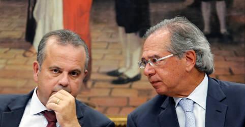 Placeholder - loading - Assessoria de Marinho nega críticas a Guedes, diz que solução para auxílio respeitará âncoras fiscais