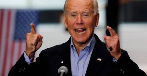 Placeholder - loading - Imagem da notícia Biden tem novo teste negativo para Covid-19, diz campanha