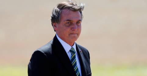 Placeholder - loading - Imagem da notícia Bolsonaro muda intenção, encontra Russomano e se diz 'pronto para ajudá-lo' em disputa em SP