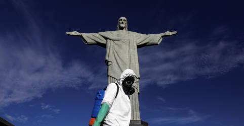 Placeholder - loading - Imagem da notícia Brasil registra 819 novas mortes por Covid-19 e total de óbitos vai a 147.494