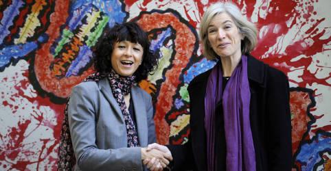 Placeholder - loading - Duas cientistas vencem Nobel de Química por pesquisa com genoma