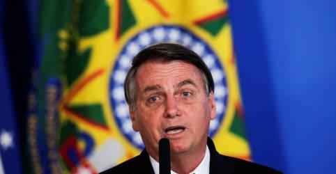 Placeholder - loading - Acabei com a Lava Jato porque não tem mais corrupção no governo, diz Bolsonaro