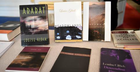 Placeholder - loading - Imagem da notícia Poetisa norte-americana Louise Gluck ganha Nobel de Literatura