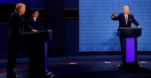 Placeholder - loading - Próximo debate presidencial dos EUA será virtual, diz comissão organizadora
