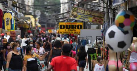 Placeholder - loading - Varejo tem recorde de vendas em agosto com impulso de auxílio emergencial, diz IBGE