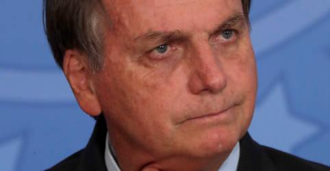 Placeholder - loading - Em última sessão de Celso de Mello, STF julga recurso sobre depoimento de Bolsonaro