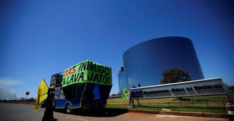 Placeholder - loading - Lava Jato rebate Bolsonaro sobre acabar com operação e cita 'forças poderosas' contra investigações
