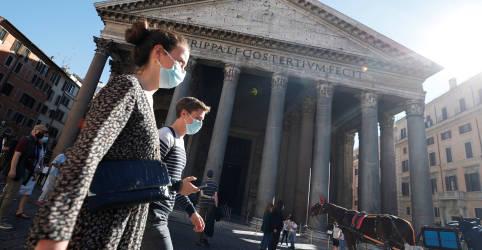 Placeholder - loading - OMS relata aumento diário recorde de casos de coronavírus em meio a surto europeu