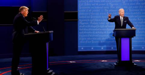 Placeholder - loading - Debate presidencial de 15 de outubro nos EUA é cancelado