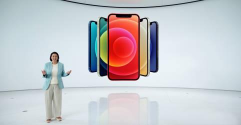 Placeholder - loading - Imagem da notícia Apple lança iPhone 5G e alto-falante inteligente
