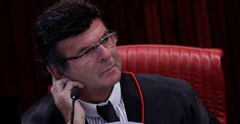 Placeholder - loading - Fux e Bolsonaro têm primeiro encontro para estabelecer diálogo institucional entre Poderes