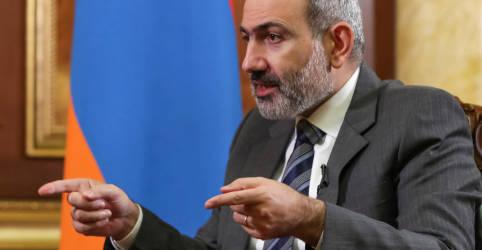 Placeholder - loading - Imagem da notícia Premiê da Armênia diz que Azerbaijão quer ocupar Nagorno-Karabakh completamente