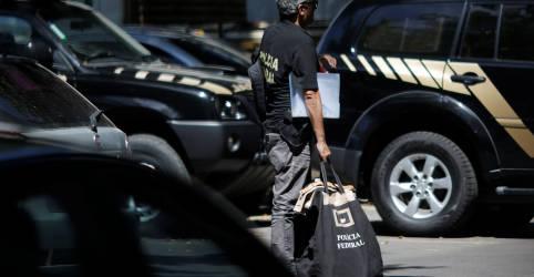 Placeholder - loading - Imagem da notícia PF prende suspeitos de receberem propina para proteger empresários de investigações