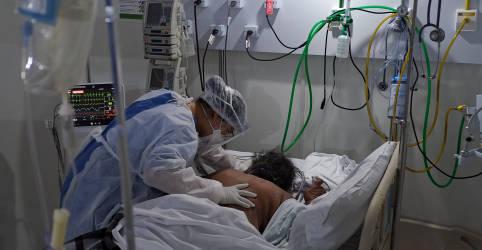 Placeholder - loading - Imagem da notícia Brasil registra 754 novas mortes por Covid-19 e total vai a 153.214