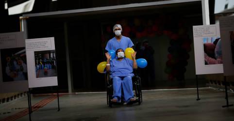 Placeholder - loading - Brasil registra 461 novas mortes por Covid-19 e total vai a 153.675