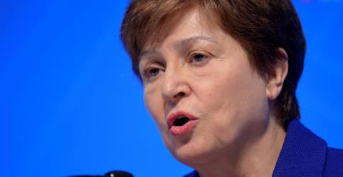 Placeholder - loading - Chefe do FMI diz que ação 'muito mais decisiva' é necessária para lidar com problema de dívida