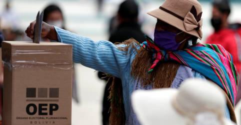 Placeholder - loading - 'Traga sua própria caneta': Como a Bolívia está votando em meio à pandemia
