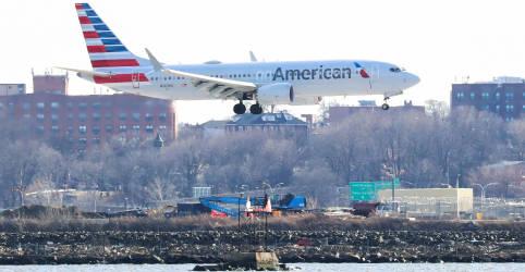 Placeholder - loading - Imagem da notícia American Airlines planeja retomar voos com Boeing 737 Max até fim do ano