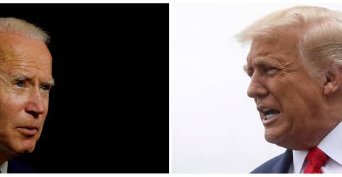 Placeholder - loading - Imagem da notícia Trump reduz vantagem de Biden na Pensilvânia, aponta pesquisa Reuters/Ipsos