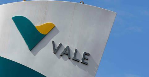 Placeholder - loading - Produção de minério de ferro da Vale aumenta 2,3% no 3º tri; vendas caem 11%