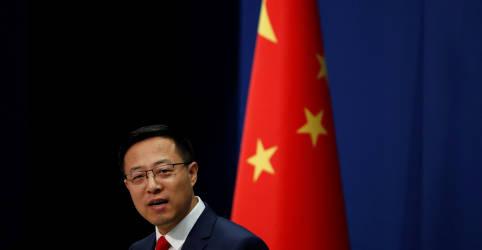 Placeholder - loading - China acusa políticos dos EUA de intromissão em cooperação comercial após declaração sobre Brasil